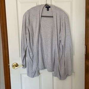 Gap long sleeve cardigan-XL